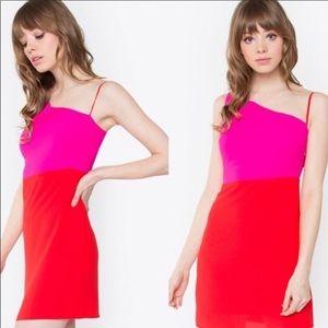 NWT Sugar Lips Colorblock Dress